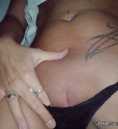 naked girlfriend